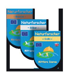 Naturforscher Abzeichen