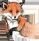 Fuchs der Umweltstation Landshut