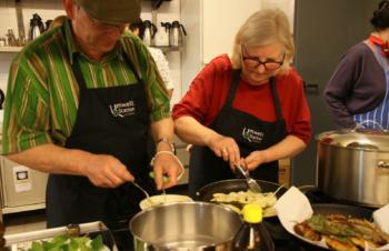 Kochwerkstätten der Umweltstation Landshut